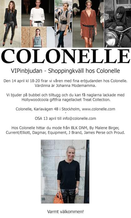 colonelle