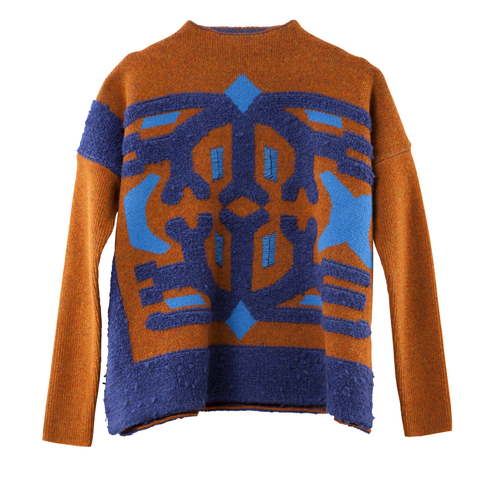 Dagmar Devra Sweater at Colonelle